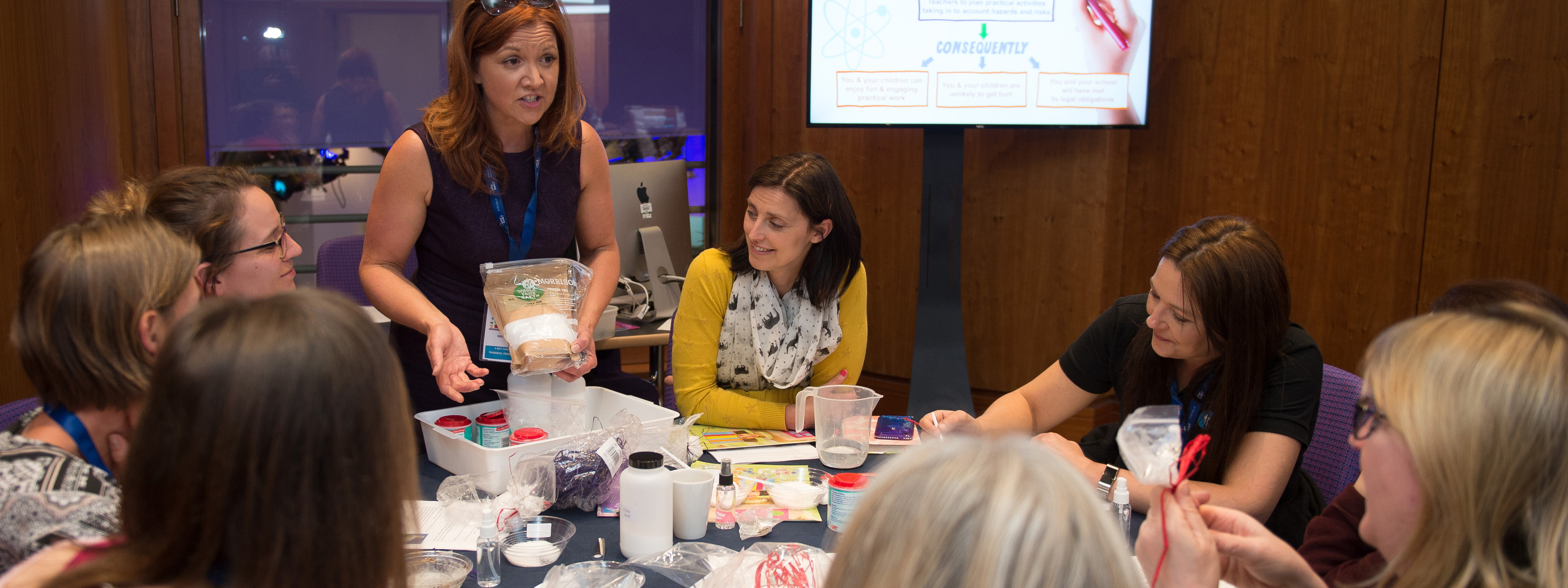 PSEC unites primary science educators from across the UK and internationally